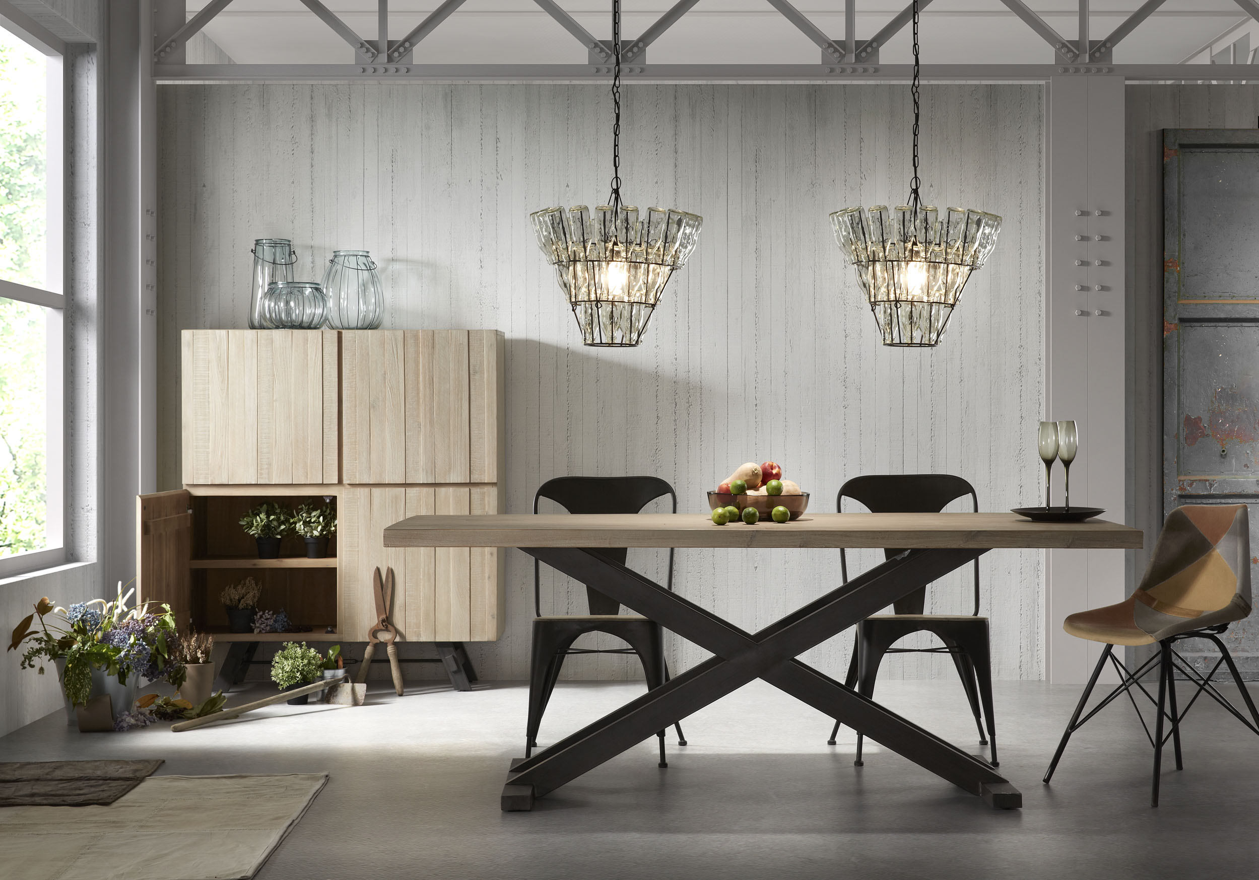 Vita collection the new collection of marked industrial for Vasi arredo soggiorno