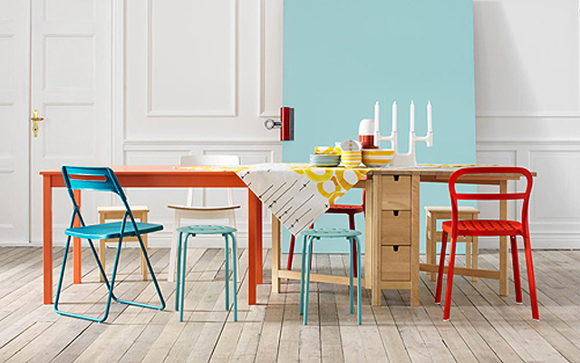 Mixing Chairs Is Trendy Juli 224 Grup